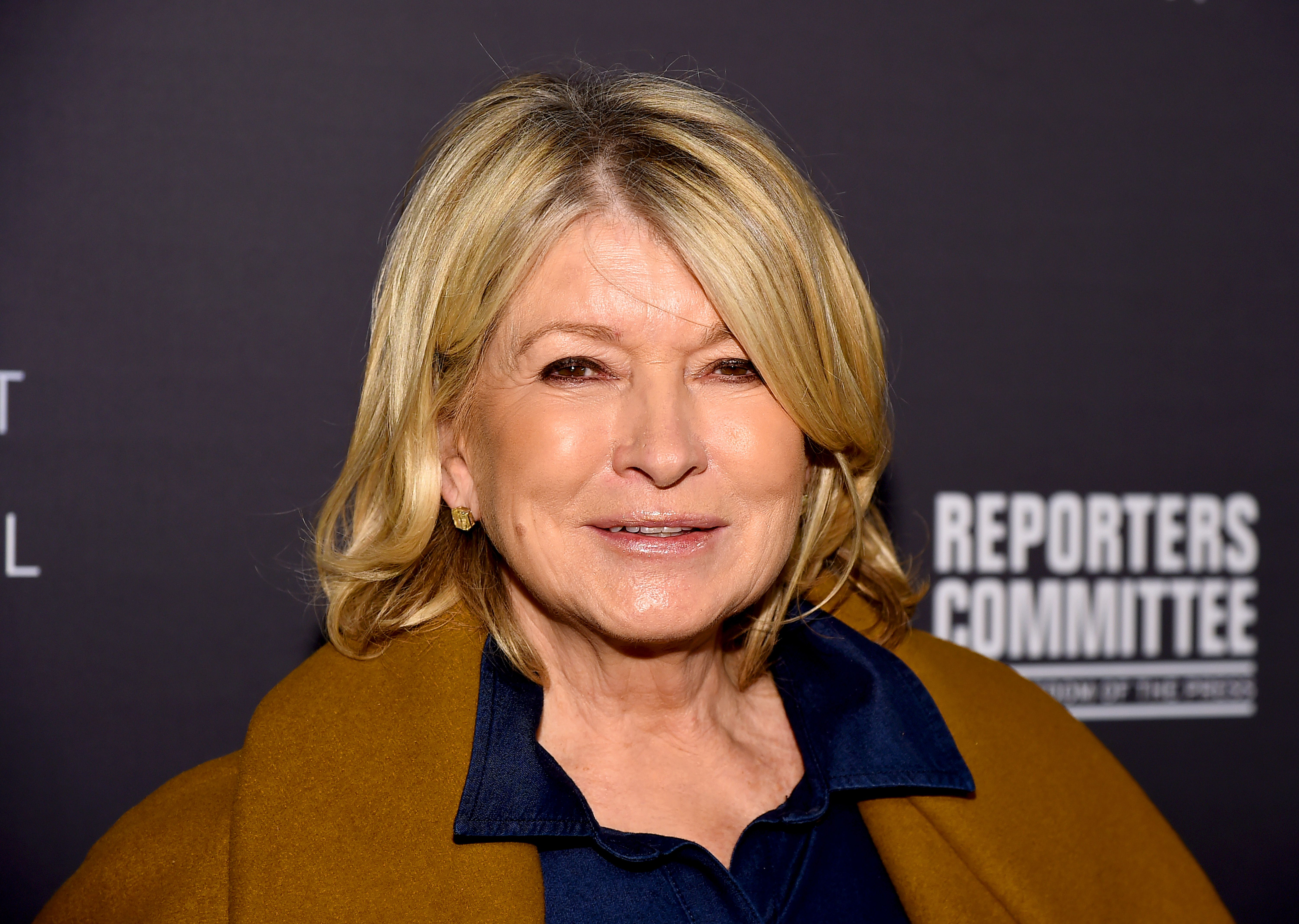 Martha Stewart at the The Hollywood Reporter's 9th Annual Most Powerful People In Media at The Pool on April 11, 2019   Photo: Getty Images