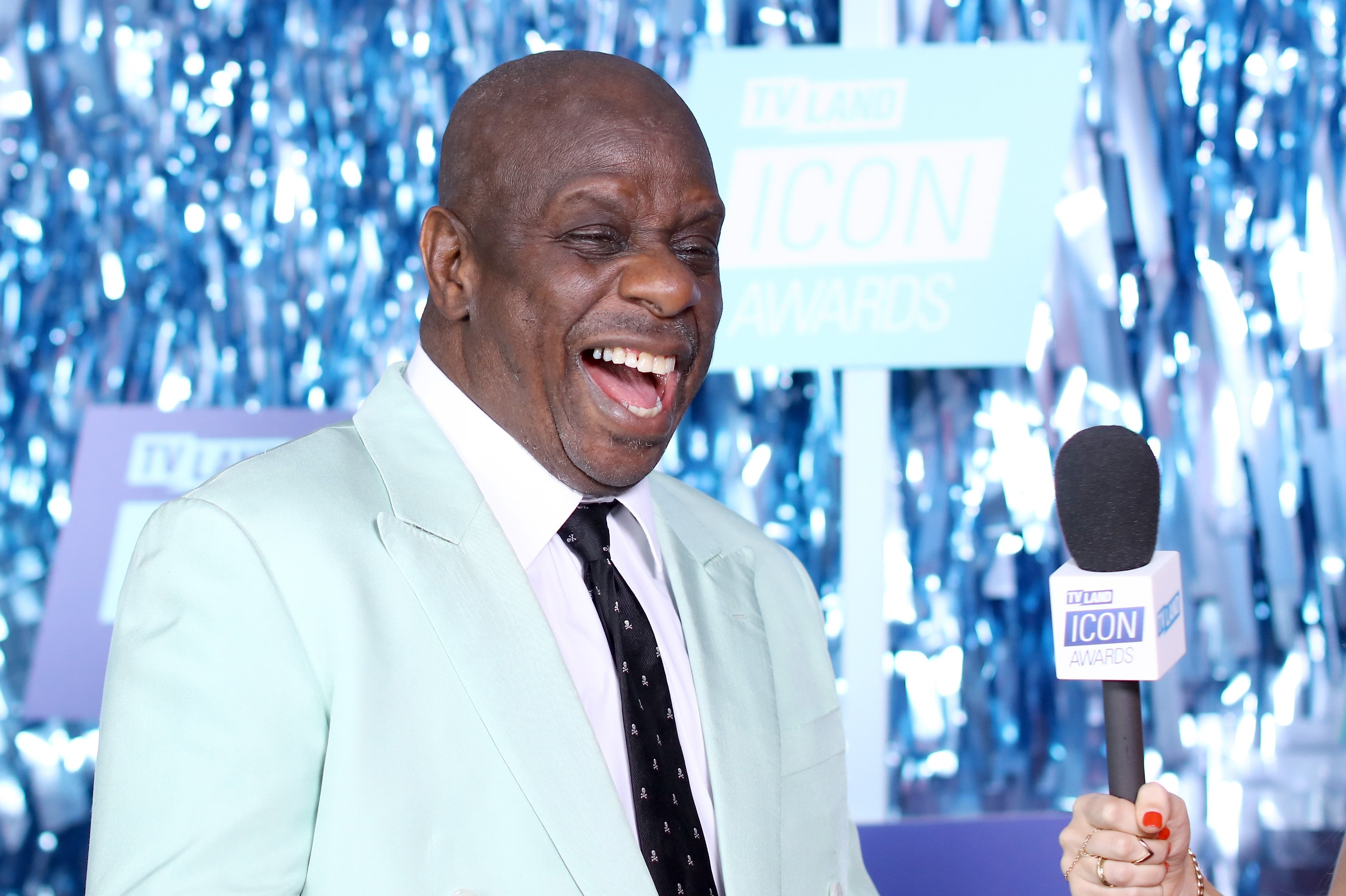 Jimmie Walker at the 2016 TV Land Icon Awards on April 10, 2016 in Santa Monica, California |  Photo: Getty Images