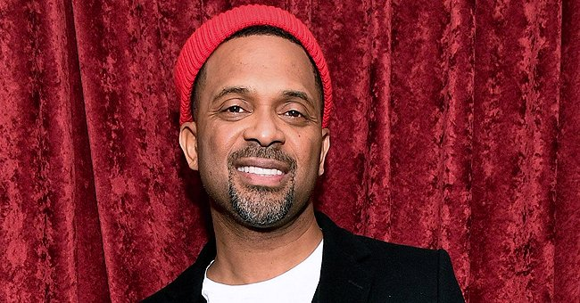 Mike Epps Shares Rare Photo with His Youthful-Looking Father Tommy Showing Their Resemblance