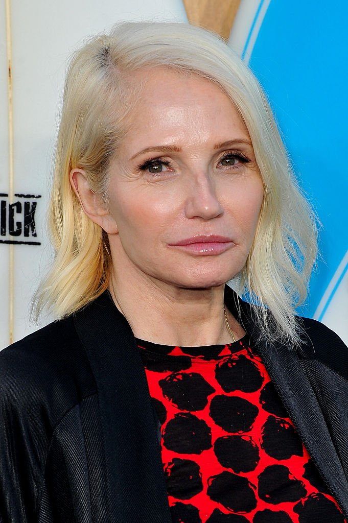 """Ellen Barkin attends the premiere of TNT's """"Animal Kingdom"""" at The Rose Room on June 8, 2016   Photo: Getty Images"""