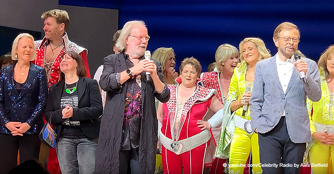 ABBA Surprises Audience by Appearing during the 20th 'Mamma Mia' Anniversary Celebration
