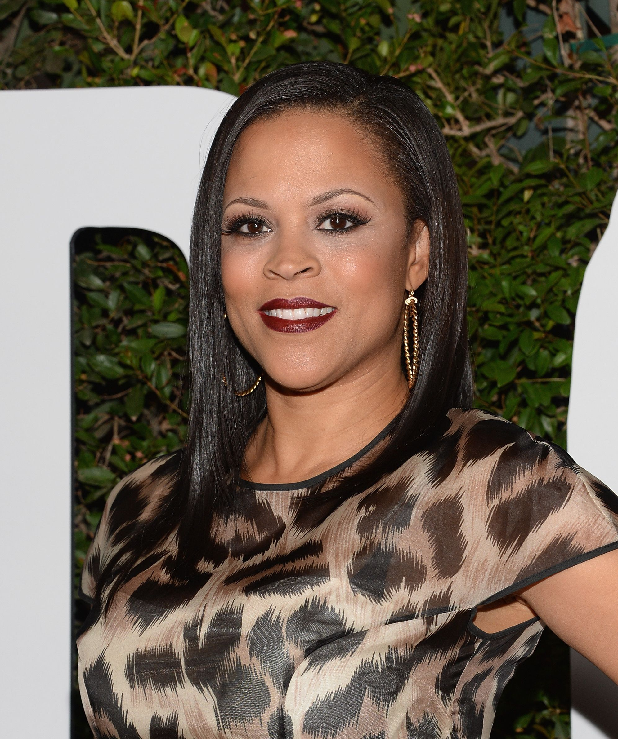 """TV personality Shaunie O'Neal attending the """"Mandela: Long Walk to Freedom"""" premiere on November 11, 2013 in California 