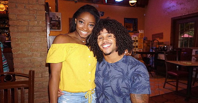 Meet Simone Biles' Boyfriend Stacey Ervin Who Was Once Part of US National Gymnastics Team