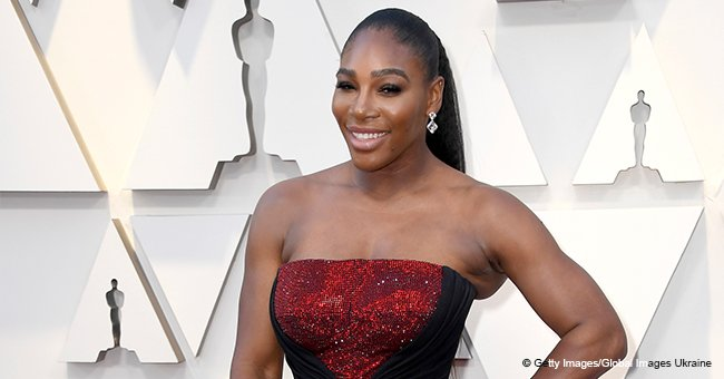Serena Williams Dominates Oscars with Stunning Red & Black Gown as She Introduces 'A Star Is Born'