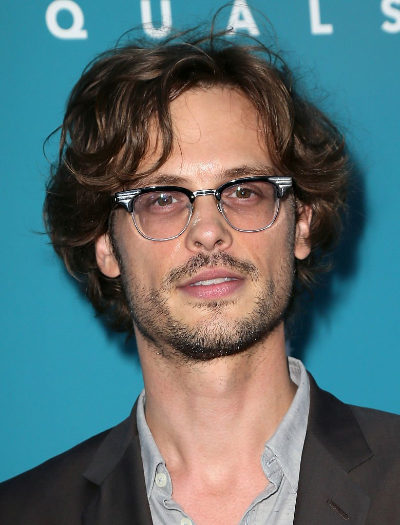 """Matthew Gray Gubler attends the premiere of A24's """"Equals"""" 
