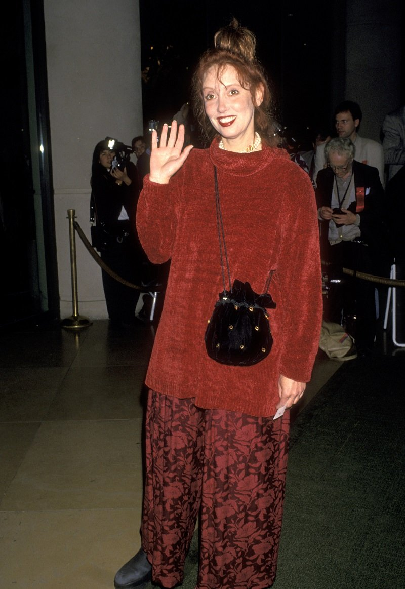 Shelley Duvall on March 3, 1994 in Beverly Hills, California | Photo: Getty Images
