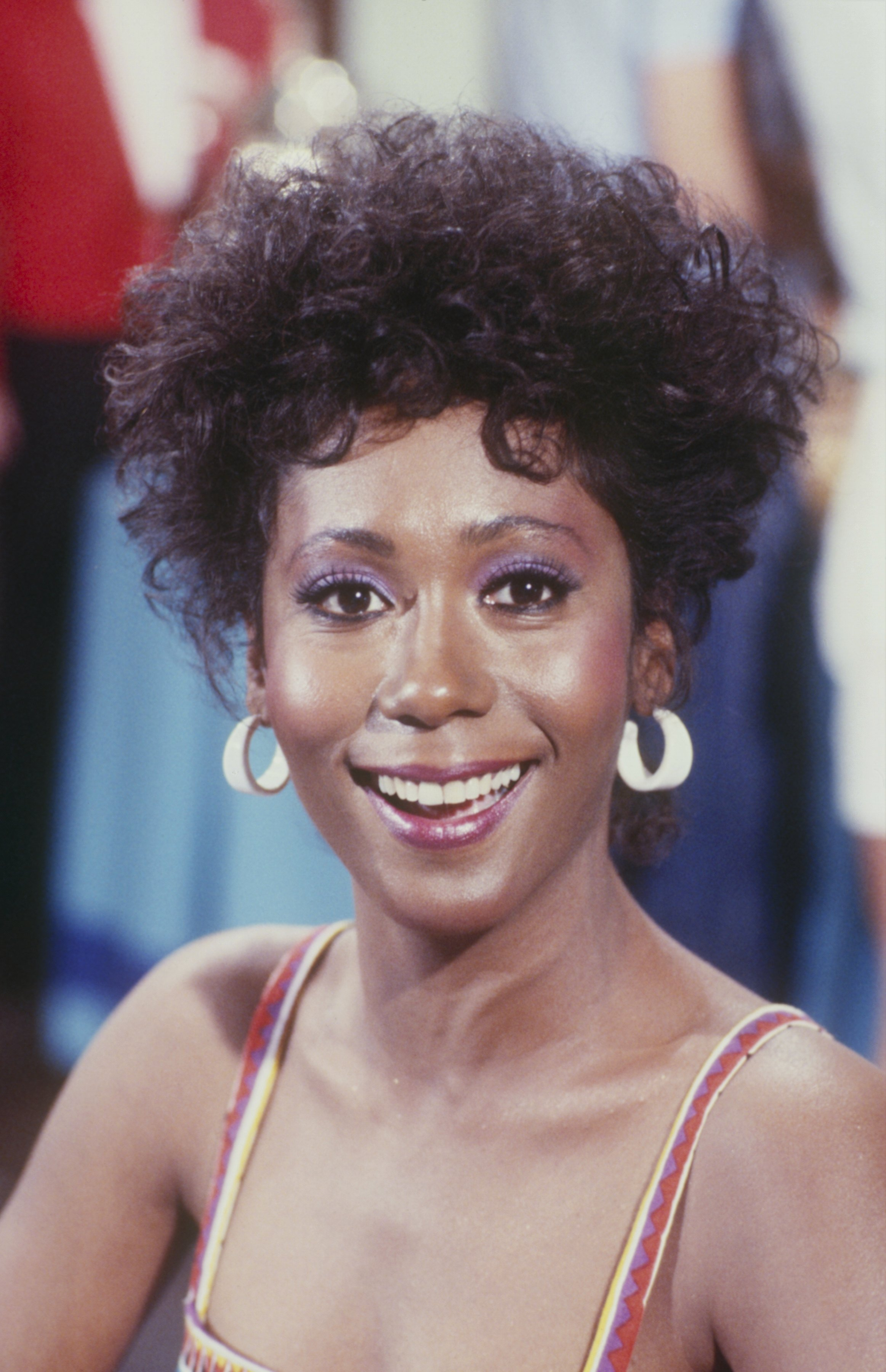 """Berlinda Tolbert in an episode of """"The Love Boat"""" which aired on January 5, 1985   Photo: Getty Images"""