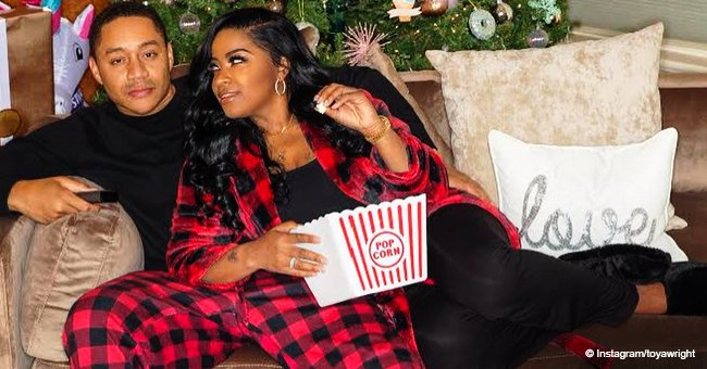 Toya Wright shares sweet note & pics for her boyfriend Robert Rushing on his birthday