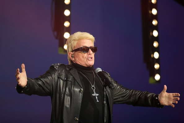 Heino, BonnLive Drive-In Konzert, 15. Mai 2020 | Quelle: Getty Images