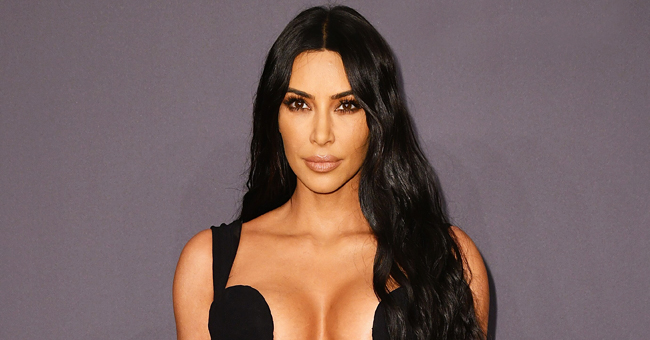 Kim Kardashian Barely Covers Curves in a Tiny Two-Piece during Costa Rica Holiday