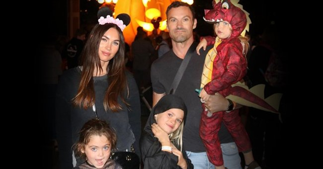 Megan Fox Talks about Her Kids with Brian Austin Green and Reveals They're Learning to Be Environmentally Friendly