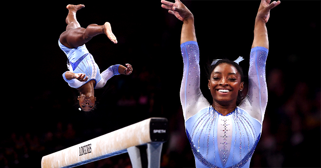 Simone Biles Makes History Again, Nails Two More Difficult Moves That Will Be Named after Her