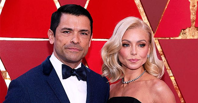 The Knot: Kelly Ripa & Mark Consuelos Gifted 'Riverdale' Star Vanessa Morgan with Feathered Stilettos for Her Wedding