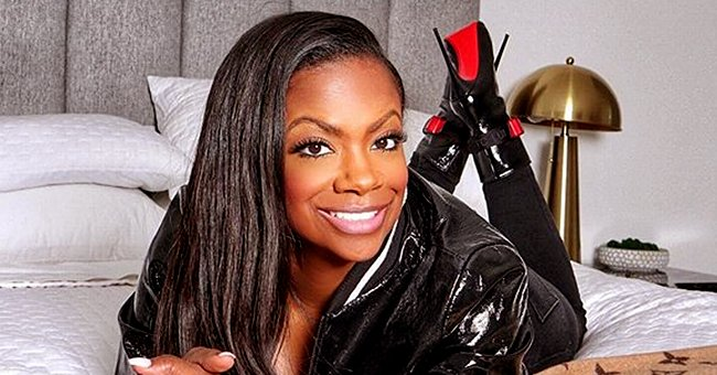 Kandi Burruss Shares Pic of Her Daughter Blaze and Mom Joyce — See Their Adorable Smiles
