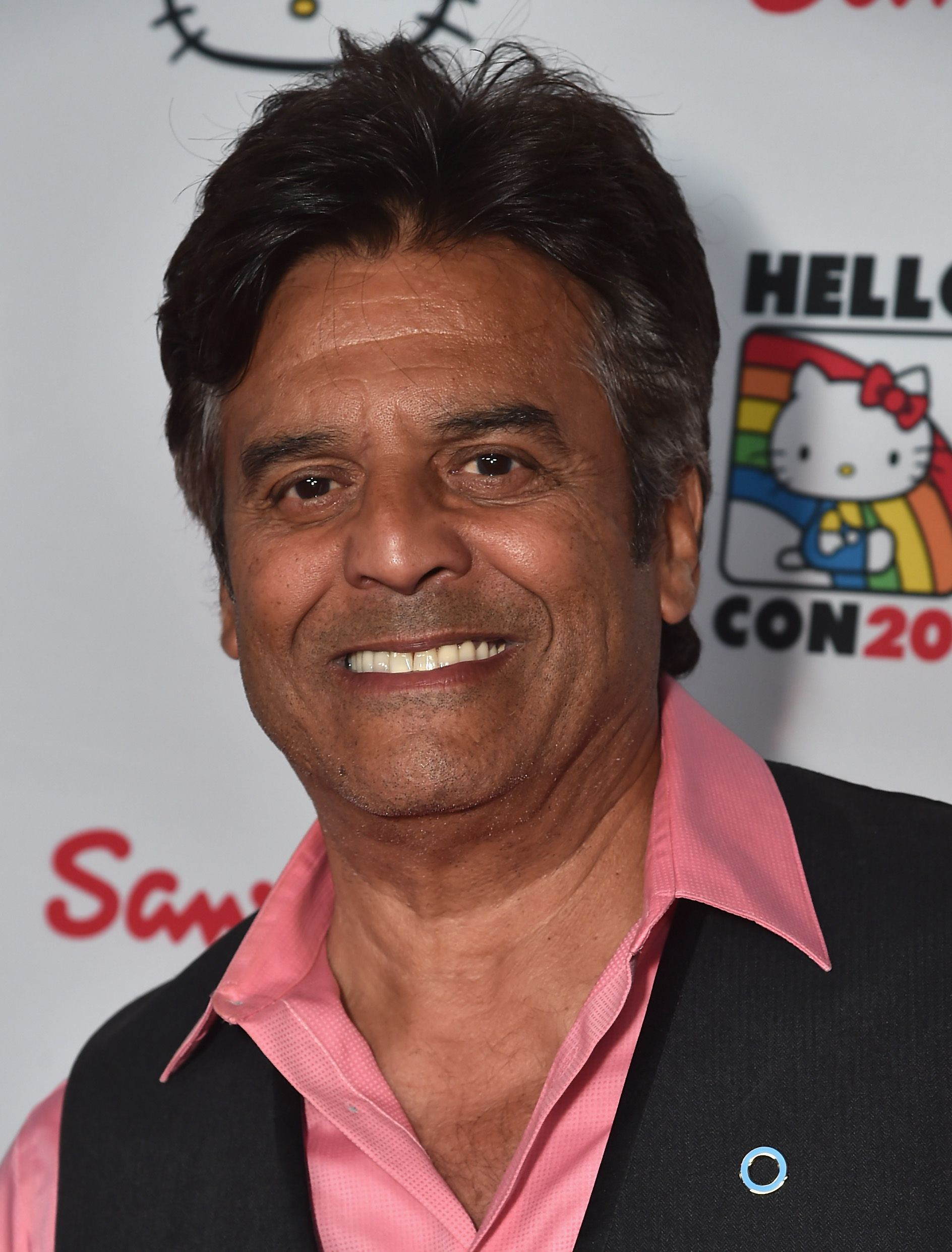 Actor Erik Estrada at to Hello Kitty Con 2014 Opening Night Party Co-hosted by Target on October 29, 2014 | Photo: Getty Images