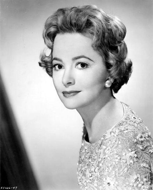 Olivia de Havilland, Publicity Foto, 1959 | Quelle: Wikimedia Commons