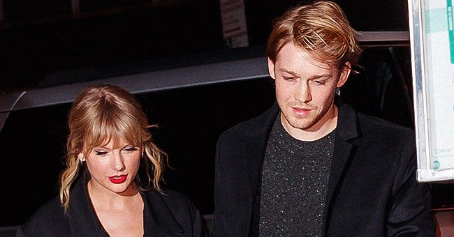 Taylor Swift and Joe Alwyn arrive at Zuma in New York, October 2019 | Source: Getty Images