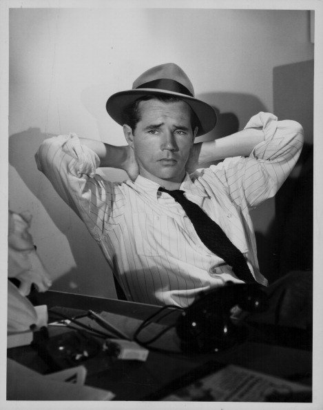 Howard Duff circa 1951. | Source: Getty Images.