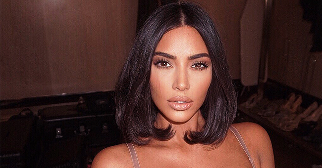 Kim Kardashian Revealed Struggles of Taking a Photo with All 4 Children While in the Bahamas