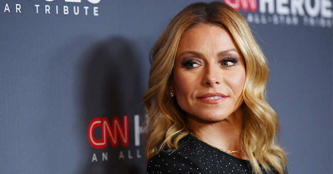 Kelly Ripa of 'Live with Kelly and Ryan' Honors Her Father on Veterans Day with Throwback Photo from His Army Days