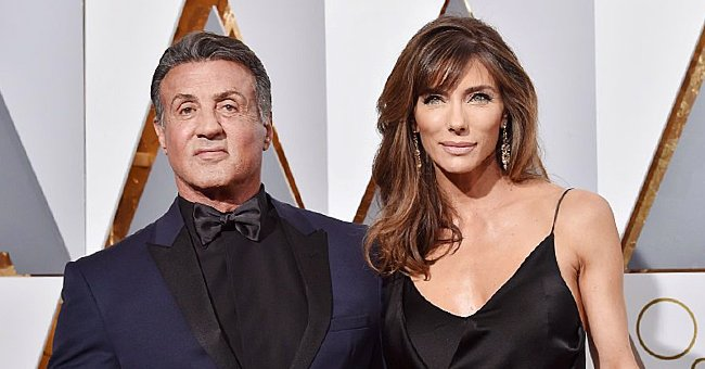 Sylvester Stallone's Daughter Sophia Shows off Her ...