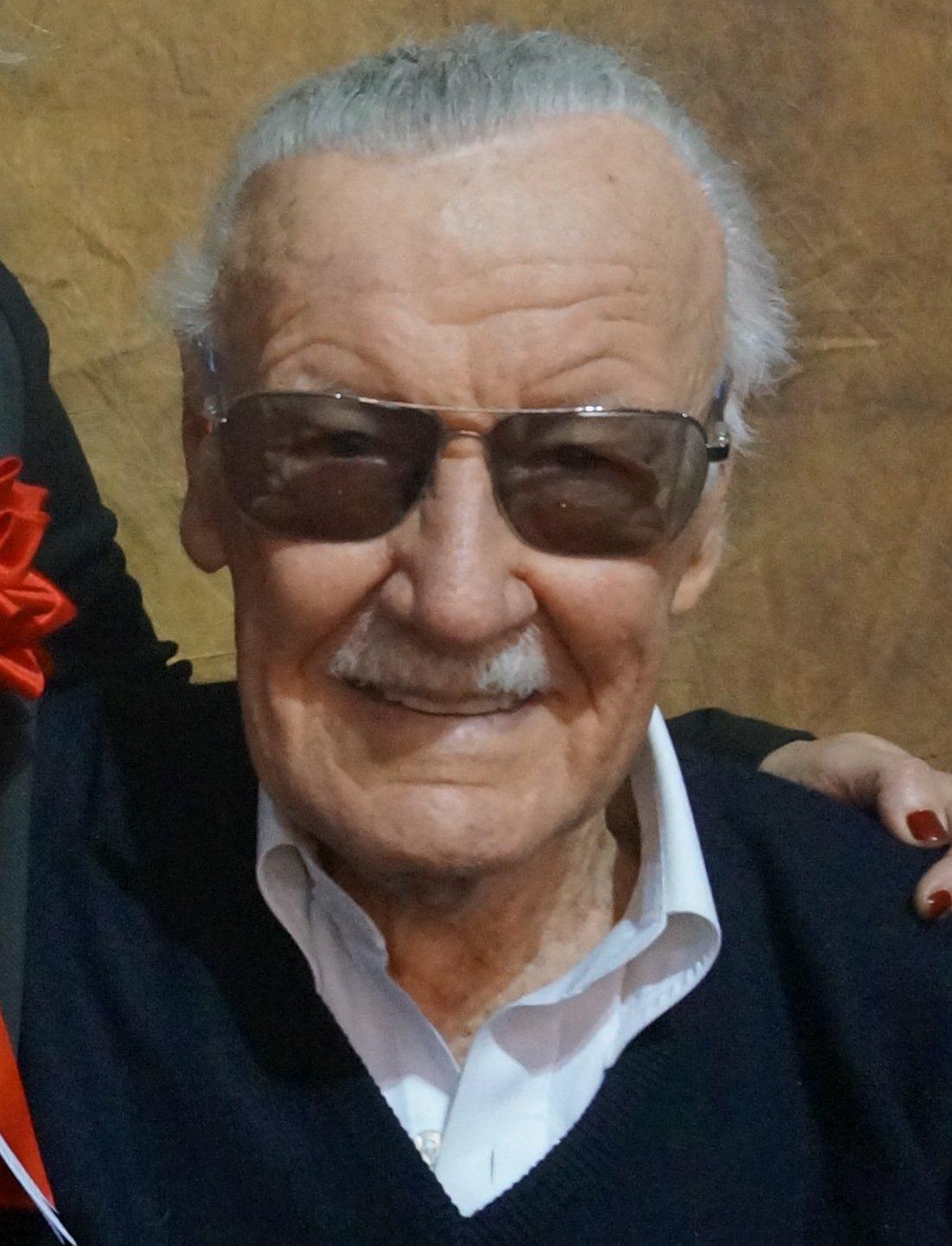 Stan Lee.| Imagen: Wikimedia Commons