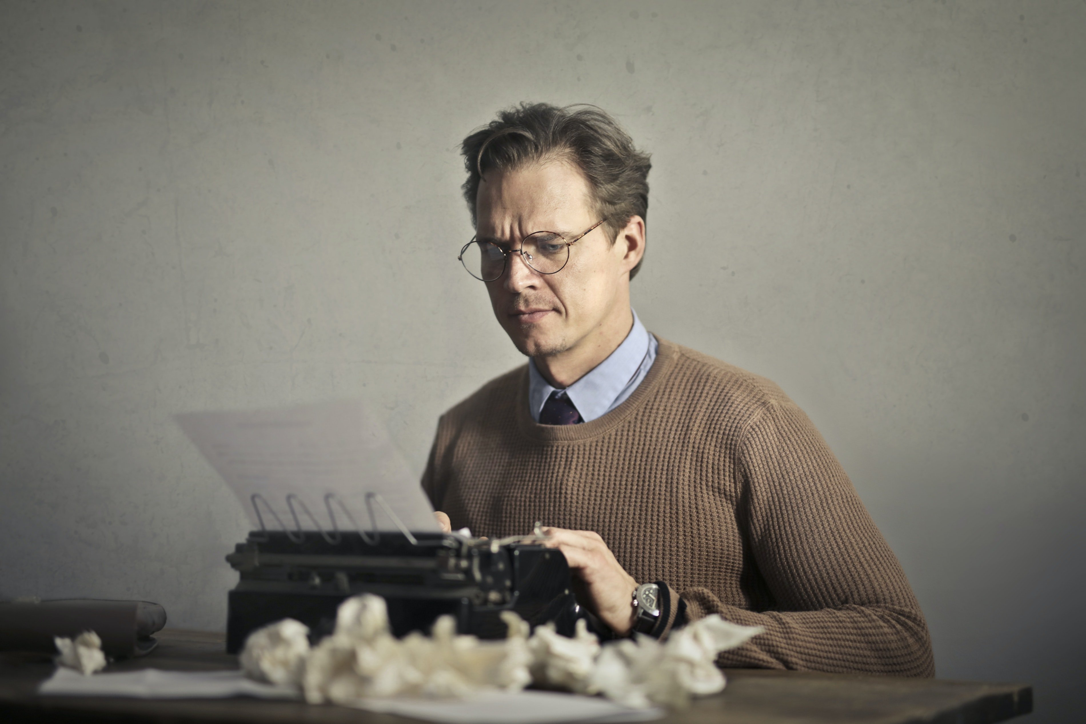 A picture to illustrate the thought of my mistakes as I'm writing this   Source: Pexels