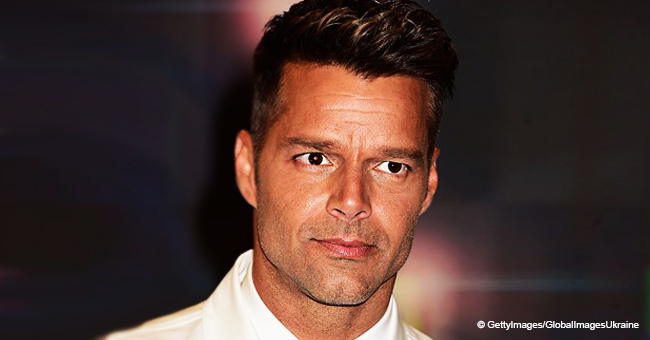 El apuesto y musculoso hermano de Ricky Martin que pocos conocen
