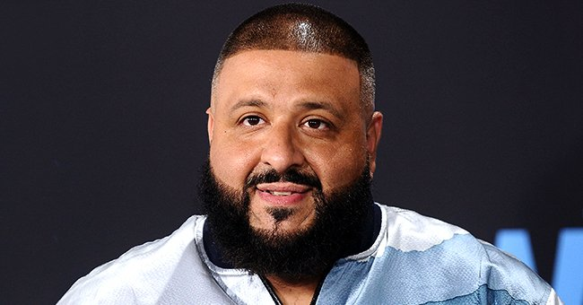 DJ Khaled Shares Cute Video with Son Aalam and Says His New Album Is in the Works