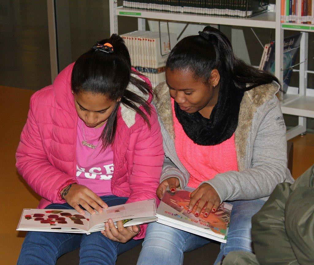 La Unesco proclamó el 8 de septiembre como el Día Internacional de la Alfabetización.| Fuente: Flickr