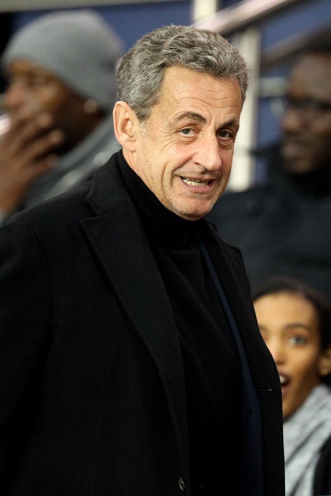 L'ancien président Nicolas Sarkozy. | Photo : Getty images