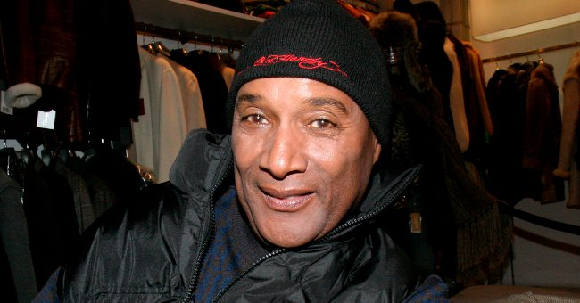 Paul Mooney attends a photo shoot at the Apollo Theater January 5, 2008 in New York City   Photo: Getty Images