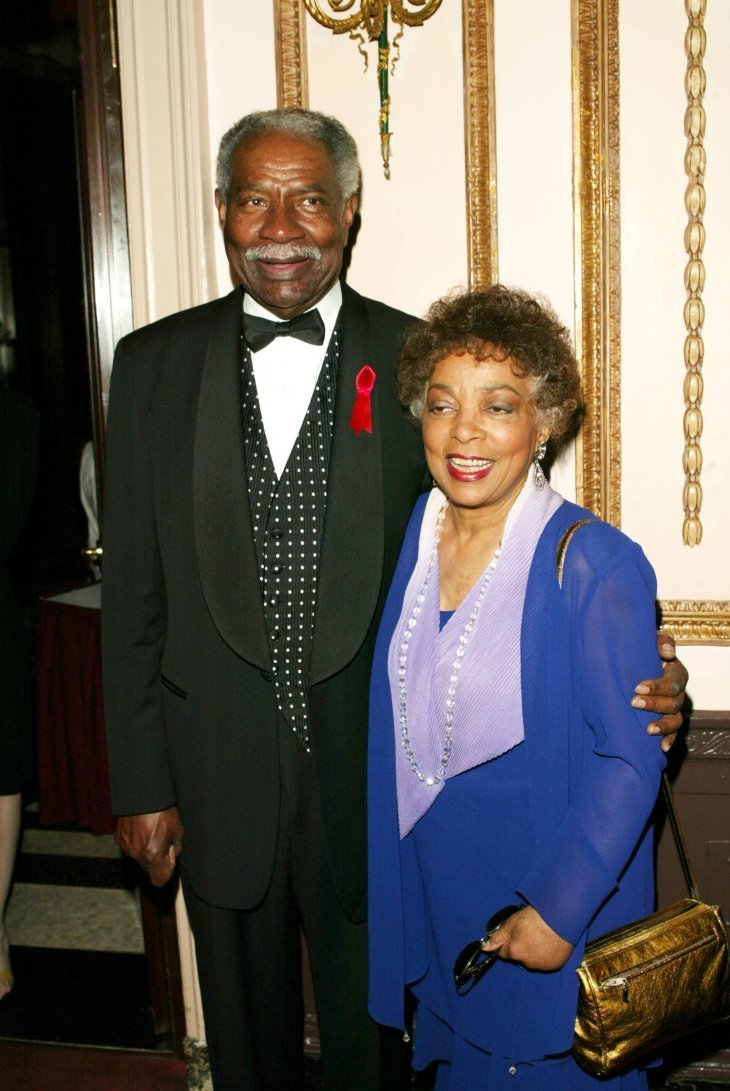 Ossie Davis and Ruby Dee at the 3rd Annual Directors Guild Of America Honors. June 9, 2002. | Photo: GettyImages