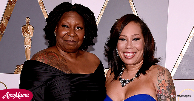 Meet Alex Martin View Co Host Whoopi Goldberg S Daughter Who Is Already A Grandmother