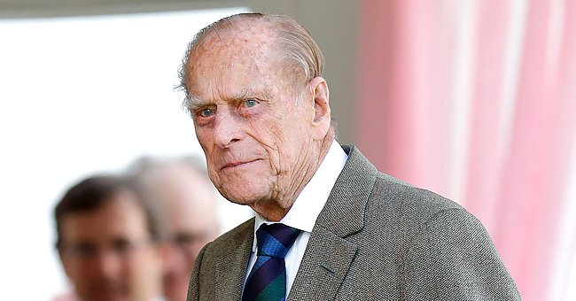 Take a Look at Prince Philip's Latest Public Appearance after Spending Time in Quarantine
