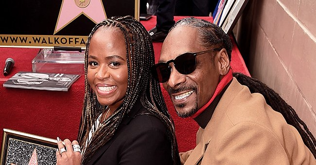 Snoop Dogg's Only Daughter Cori Flaunts Makeup Free Beauty and Fans like It