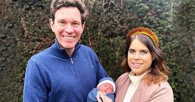 ET Online: Princess Eugenie & Her Husband Are Excited to Be Parents to Their Newborn Son August
