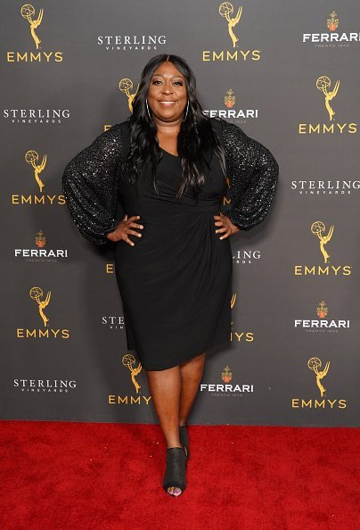 Loni Love at the Television Academy Daytime Programming Cocktail Reception on August 28, 2019 | Photo: Getty Images