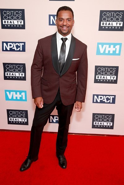 Alfonso Ribeiro at the Critics' Choice Real TV Awards on June 02, 2019 | Photo: Getty Images