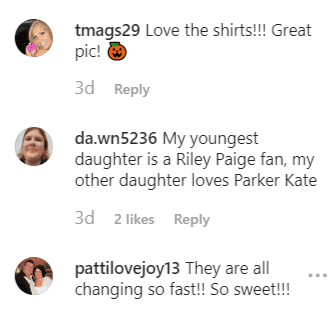 Fan comments on Danielle Busby's post | Instagram: @dbusby