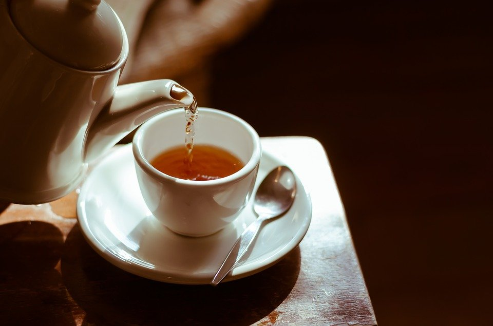 The cup of tea   Source: Pixabay