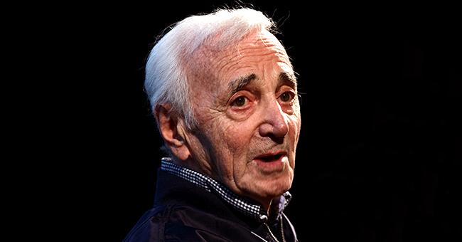 """Charles Aznavour : """"Paris Match"""" découvre la cause du décès de son fils Patrick en 1976"""