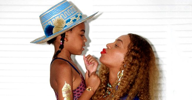 Beyoncé's Daughter Blue Ivy Is All Grown up & Looks like Her Mom in Video Shared by Her Grandpa on Her 8th Birthday