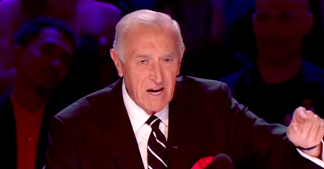 Len Goodman Slammed for Telling Ally Brooke Not to Touch Him Again after She High-Fived Him on DWTS