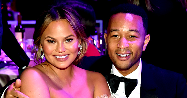 John Legend Sings 'All of Me' to Himself at Universal Studios in Hilarious Clip Shared by Chrissy Teigen