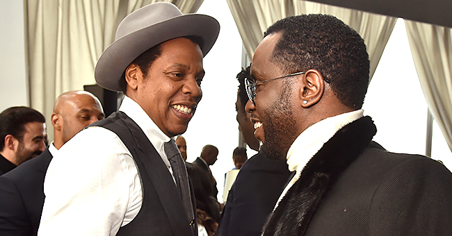 Diddy's Message to Jay-Z after He's Named 1st Billionaire Rapper