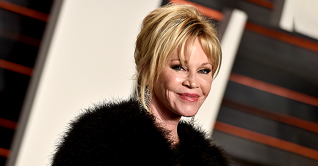 Melanie Griffith Posts Fabulous Throwback Photo Taken by Jamie Lee Curtis
