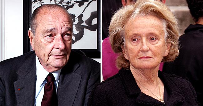 """Décès de Jacques Chirac : sa femme Bernadette est """"très affaiblie"""" selon le Parisien"""