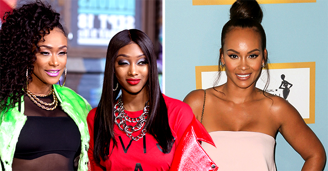 Tami Roman's Daughter Weighs in on Whether Mom & Evelyn Lozada Will Ever Be 'Cool' Again