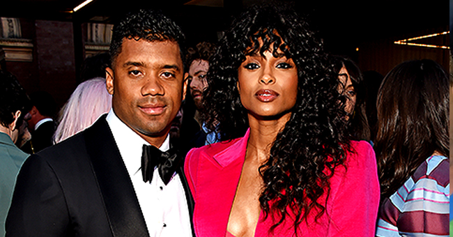 Ciara's Husband Russell Wilson Praised for Performing Daddy Duties with Future at a Soccer Game